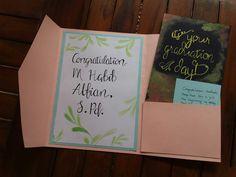 Graduation gift #handmade #graduation