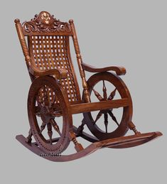 Rocking chairs Aarsun Woods Rocking Chair Chariot Design The Vital Role of Acoustical Doo Wooden Dining Table Designs, Wooden Sofa Designs, Rocking Chair Plans, Wooden Rocking Chairs, Victorian Style Furniture, Wood Furniture Legs, Bed Furniture, Furniture Design, Chair Design Wooden