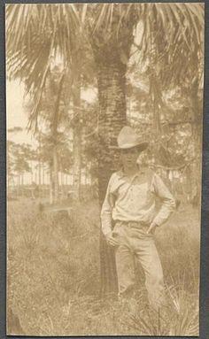 An Alva, Florida Swamp Cowboy