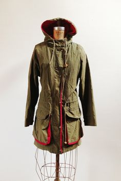 grailshit: Lined Trench Parka by RELWEN | {Counter-Part ...