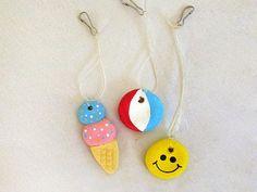Salt Dough Bag Pins