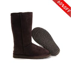 Best Seller* Latest Womens UGG Classic Tall 5815 Chocolate Boots Cheap