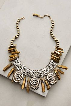 New arrival accessories (jewelry, shoes, hair, handbags) Anthropologie Stylish Jewelry, Unique Jewelry, Jewelry Ideas, Diy Jewelry, Jewelery, Jewelry Necklaces, Look Boho, Chunky Jewelry, Look Fashion
