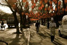 A stroll near the sprawling Ghost Market outside Beijing