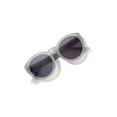 madewell oversized hepcat sunglasses: r&b singer-songwriter kelela's pick. #madewellxspotify