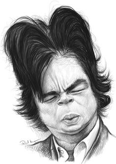 [ Benicio Del Toro ]   - artist: Paul Moyse - website: http://artofmoyse.blogspot.com