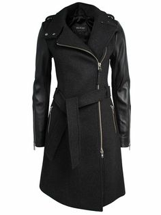 Mackage Women's Leather Dale Coat | Sporting Life