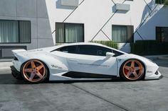 Lamborghini Huracán Liberty Walk ____ #cars #tuning_car #lamborghini_tuning #sport_car #super_car