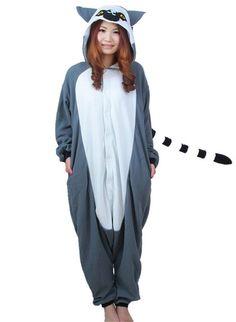 f66b9f03bc Amazon.com  Irises Unisex Adult Kigurumi Pajamas Onesie Cosplay Cartoon  Costume Sleepsuits  Clothing