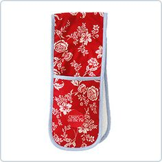 Camilla, red floral, potholder http://www.cherryonthepie.com/product.php?artid=14=17 € 17,50