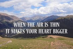 """Quote from """"Breathless"""" a MileHighTEDx film."""
