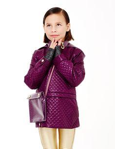 Purple for Fall! Children's line launching September 1! www.veux.com