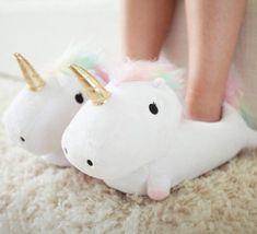 #unicornio #luces #pantunflas