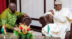 Learn from Ghana's president – PDP tells Buhari