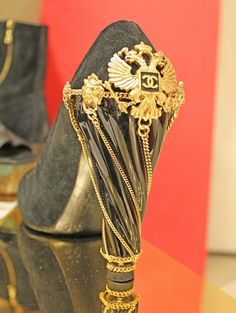 Chanel shoes #wow #chanelshoes #chanel