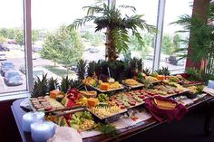 Fruit and cheese appetizer spread by Catering by Terry in Fort Worth. Wedding and special event catering in DFW. Wedding Wishes DFW Wedding Guide Beach Wedding Foods, Luau Wedding, Wedding Wishes, Wedding Ideas, Dream Wedding, Perfect Wedding, Wedding Stuff, Wedding Inspiration, Catering Table