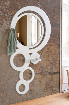 Love this as an entryway piece! Deco Furniture, Home Decor Furniture, Ceiling Design, Wall Design, Home Decor Mirrors, Wall Decor, Dressing Table Design, Plafond Design, Home Design