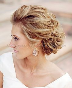 Image result for mother of the bride hairstyles partial updo