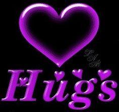 Love Purple Hearts