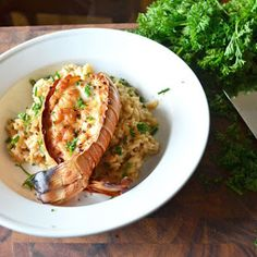 Lobster & Shrimp Risotto