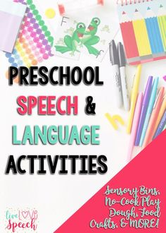 Speech therapy patho