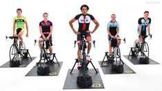 Turbo trainer workout videos a complete programme for winter