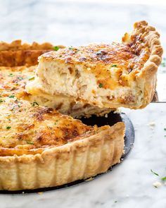 Classic French Dishes, French Food, Bacon Breakfast, Breakfast Recipes, Breakfast Ring, Breakfast Quiche, Breakfast Ideas, Easy Chicken Enchilada Casserole, Antipasto