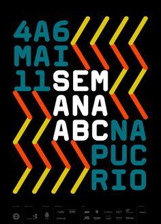 03 semanaabc poster by thiago lacaz