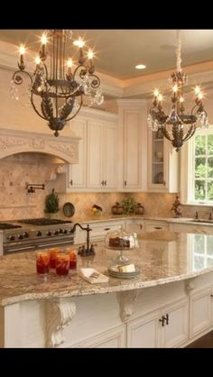 Country kitchen lighting - 46 lovely kitchen backsplash with dark cabinets decor ideas 19 – Country kitchen lighting Tuscan Kitchen, Home Decor Kitchen, Backsplash With Dark Cabinets, French Country Kitchen, Luxury Kitchens, Country Kitchen, Kitchen Renovation, Country Kitchen Lighting, French Country Kitchens