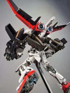 GUNDAM GUY: 1/100 Strike Flow Gundam - Custom Build