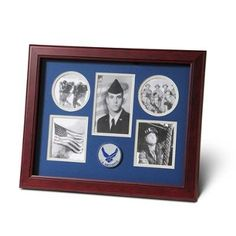 military award frames military certificate frame