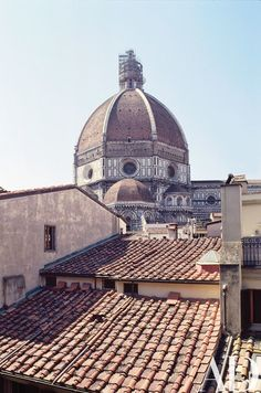 The palazzo offers views of the Duomo| archdigest.com