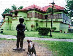 Jose Riza's House