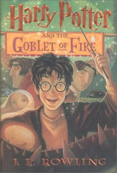 Harry Potter book 4