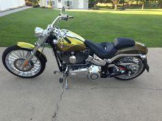 Harley-Davidson : Softail 2013 Harley-Davidson Softail Breakout CVO FXSBSE Custom