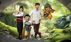 New episodes of Tree Fu Tom will be showing on CBeebies from today. The episodes are the last three in the first series and are showing this week from Monday to Wednesday at 5.25pm.  Details are: Monday 26thNovember:Weather Bother Zigzoo invents a weather machine to create perfect conditions for each of his friends an...