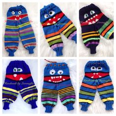 Super duper cute monster pants ☺️