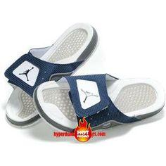 e22971e662d43 Cheap Jordan Hydro Vi Premier Sliders Blue White