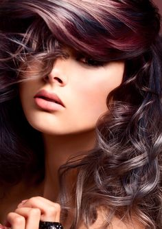 Photo of 2012 long brunette curls womens hairstyle hairstyle Brown Wavy Hair, Long Curly Hair, Curly Hair Styles, Red Hair Color, Green Hair, Latest Hairstyles, Cool Hairstyles, Brown Hairstyles, Hair Expo