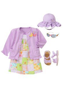 Spring dress from Gymboree