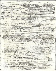 Nabokov's writing
