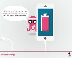 La batteria è quasi del tutto carica e noi siamo pronti: manca poco al lancio del marketplace del marketing digitale!  Per maggiori informazioni iscriviti a http://marketplace.digitaldictionary.it!