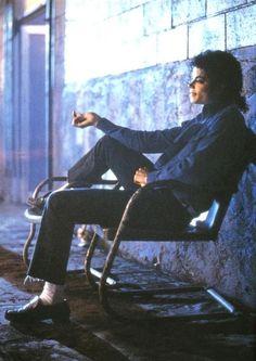 The Way You Make Me Feel - Michael Jackson