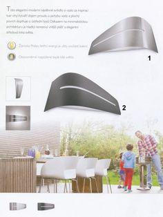 Svietidlá.com - Philips - Breeze - Záhradné svietidlá - Moderné - svetlá, osvetlenie, lampy, žiarovky, lustre, LED