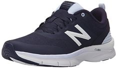 New Balance Women's WF717 Fitness Shoe, Navy/White, 7.5 B US *** Details can be found by clicking on the image.