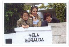 Simpática foto de la infanta Elena con sus dos hijos, Froilán y Federica.