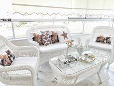 Tam keyif yapmalık balkon aydınlık ve ferah mutfak. Seher hanımın evinden.. Balkon