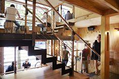 Gallery of Flipboard Cafe / Brolly Design - 10