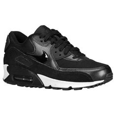 Nike Air Max 90 Essential Black White Womens Trainers all sizes £42.00 cca  53 4414eff3f0