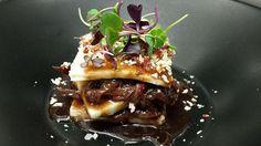 Falsa lasaña de rabo de toro y queso manchego Una receta foodVAC con la que triunfar seguro GOOD APPETIT DELEGADO COMERCIAL JOSE LUIS REVILLA TFNO 616132302 jlrevilla@ibepan.es